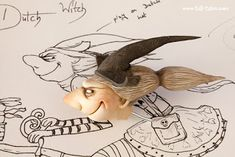 Caroline McFarlane-Watts: The Flying Dutchwoman