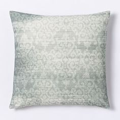 Velvet Scroll Pillow