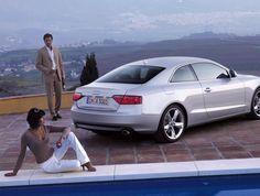 Audi A5 Coupe auto - http://autotras.com