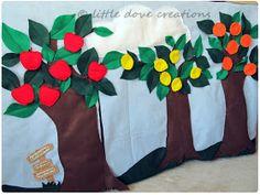 Little Dove Creations: birthday bash week: felt playhouse
