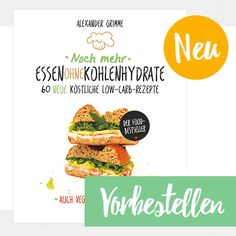 Leckere Low-Carb Zucchini-Puffer – Essen ohne Kohlenhydrate
