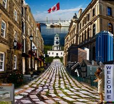 Halifax, Nova Scotia, Canada. #cities #Canada #travel