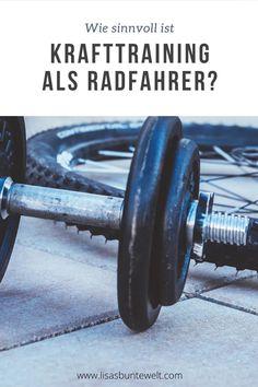 Warum du auch als Radsportler Krafttraining machen solltest um mit dem Fahrradfahren besser zu werden. 4 gute Gründe für Ausdauersportler - egal ob Mountainbike oder Rennrad.