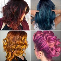 50 Dreamy Rainbow Balayage Ideas to Inspire Your Next Dye Job