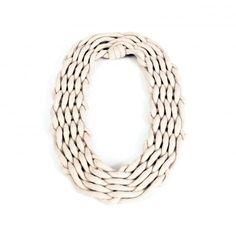 rope collar necklace