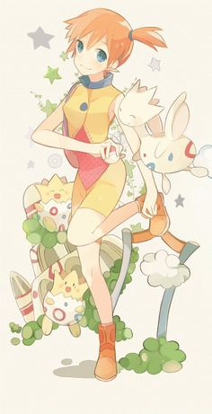 Pokemon Misty