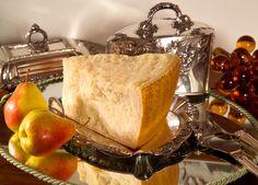 Parmigiano Reggiano con pere