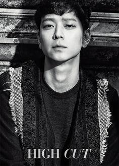 Kang Dong Won Covers High Cut's Vol. 160 & Ueno Juri For Vol. 159 | Couch Kimchi