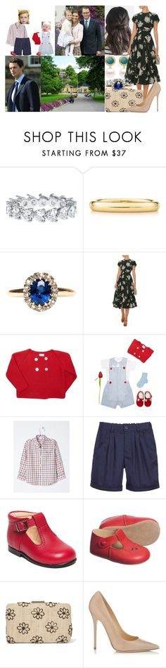 """""""Visiting Skansen Open Air Museum with the Crown Princess Family"""" by lady-maud ❤ liked on Polyvore featuring Elsa Peretti, Rochas, Rachel Riley, Kayu and Jimmy Choo"""