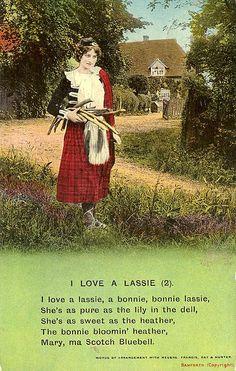 I Love A Lassie 1913