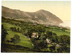 [General view, Penmaenmawr, Wales] (LOC)