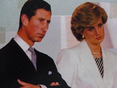 May 1987 - Prince Charles & Princess Diana at the Cannes Film Festival