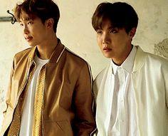 BTS | JHOPE and RAP MONSTER