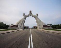 КНДР, Пхеньян - КНДР (Корея) - Континент Азия - Каталог статей - Открытая Книга: Путешествие