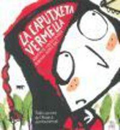 La caputxeta vermella DEMANAT Charles Perrault, Red Hood, Conte, Character, Google, Fairytail, Short Stories, Red Riding Hood, Lettering