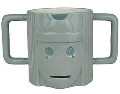 Cyberman Mug