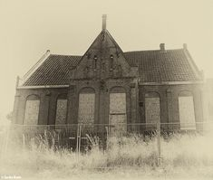 Old School (NL) July 2014  abandoned school in the Netherlands  urbex decay Photo by: Jascha Hoste