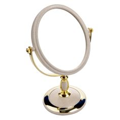Saim Oval Shaped Double-Sided Cosmetic Vanity Mirror, 3X Magnification * You can find out more details at the link of the image. (This is an affiliate link and I receive a commission for the sales)
