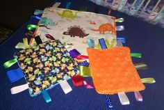 Lost on 05 Jul. 2016 @ Broadgate, Lincoln, Lincolnshire, UK . My son's comforter, a home-made taggie style comforter in orange. He dropped it somewhere between the corner of Monks Road and the Waterside shopping centre. Similar to the ones pictured, although ... Visit: https://whiteboomerang.com/lostteddy/msg/9vfcc9 (Posted by Eleanor on 05 Jul. 2016)