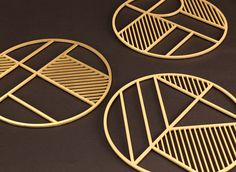 trivets Properties Of Materials, Architecture Design, Pure Products, Material Properties, Architecture Layout, Architecture Illustrations, Architecture