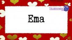 El nombre de niña Ema es de origen Germano y su significado es 'Derivado de Irma'.Buscar otros nombres para niñas con sus significados