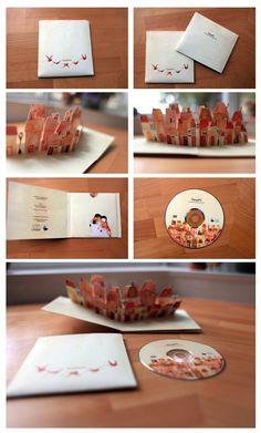 Design cd pop up :D Valuable Tips For Memory Foam Mattress Pads Article Body: Memory foam mattress p Cd Cover Design, Cd Design, Album Design, Cd Packaging, Packaging Design, Vinyl Designs, Cool Designs, Creative Advertising, Grafik Design