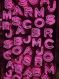 Marc Jacobs window display London