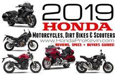 12 best 2019 honda motorcycles model lineup reviews comparisons rh pinterest com