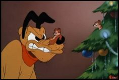 Chip and Dale Christmas