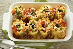 Instead of layering that lasagna, try a reinvented version by rolling the noodles around a cheesy filling. Check out the easy lasagna roll recipe from YumSugar. Source: YumSugar