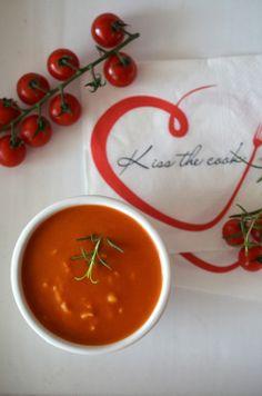 Tomaten-Möhren-Orangensuppe