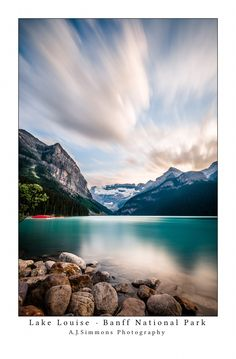 Lake Louise Long Exposure by Sean A.J. Simmons on 500px