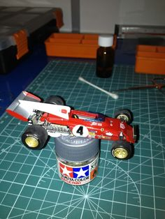 Ferrari 312 B2 Germany GP 1972 Tameo kits
