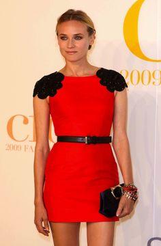 diane kruger style | Little Bits of Lovely: Love her style {Diane Kruger}