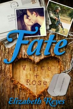 Fate (Fate #1) by Elizabeth Reyes <3 <3 <3 <3  Can't wait for rest of this series to come out