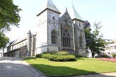 Visit the beautiful, old  Stavanger Cathedral  #stavanger #regionstavanger #visitnorway
