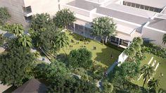 Moderner Exorzismus - Foster + Partners planen Museum in Florida