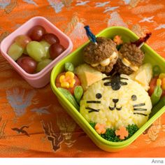 How to Make a Tiger Bento Lunch Box - parenting.com