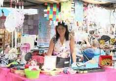 This is Anthony Cornett's photo of a vendor at Centralia Missouri Anchor Fest 2014.