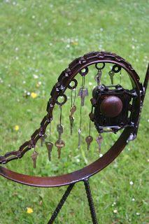 Kathi's Garden Art Rust-n-Stuff: