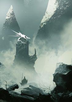 blind dragon, ömer tunç on ArtStation at https://www.artstation.com/artwork/rXKmO