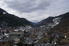 Andorra - Encamp  valley