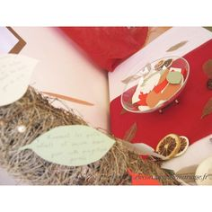 Ginger Ray Livre dor en bois empilable en forme de c/œur pour mariage