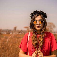 Kritika Khurana, Boho Fashion, Fashion Outfits, Boho Girl, Teen Actresses, Indian Wedding Outfits, Picture Poses, Creative Photography, Style Inspiration