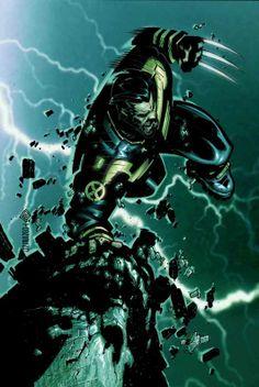 Wolverine ~ Chris Bachalo