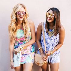 Lilly Lovin'   Summer Vibes in Lilly Pulitzer