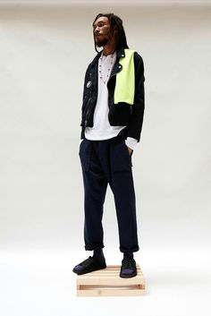Assembly New York Spring 2017 Menswear S/S Collection  #menswear, #outfit