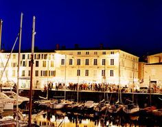 Summer on the Île de Ré - Town & Country TRAVEL