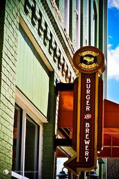 Bull City Burger and Brewery, Durham, NC