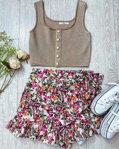 """Loobe on Instagram: """"In loveee✨✨#new top + falda pantalón ✨✨ 👉🏻loobemoda.com #loobemoda #lookoftheday #trendy #style #newcollection"""""""